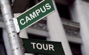 Amherst campus tour hotel